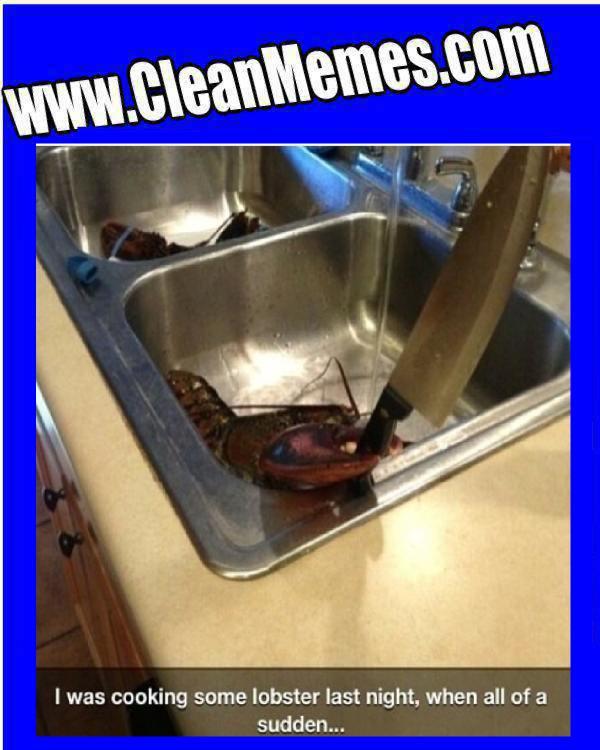 LobsterStabbed