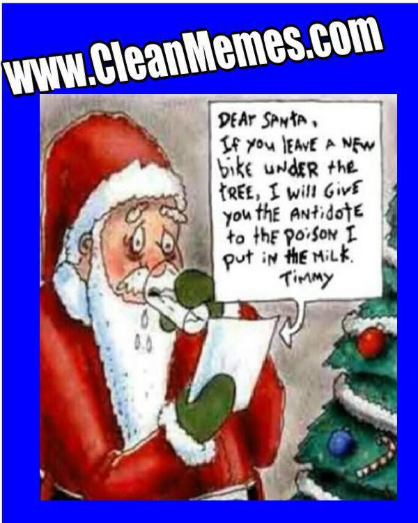 Poisoned Santa