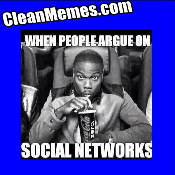 ArguingOnSocialNetworks