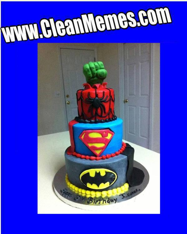 IncredibleCake