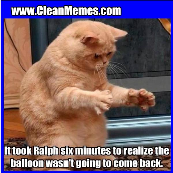 BalloonNotComingBack