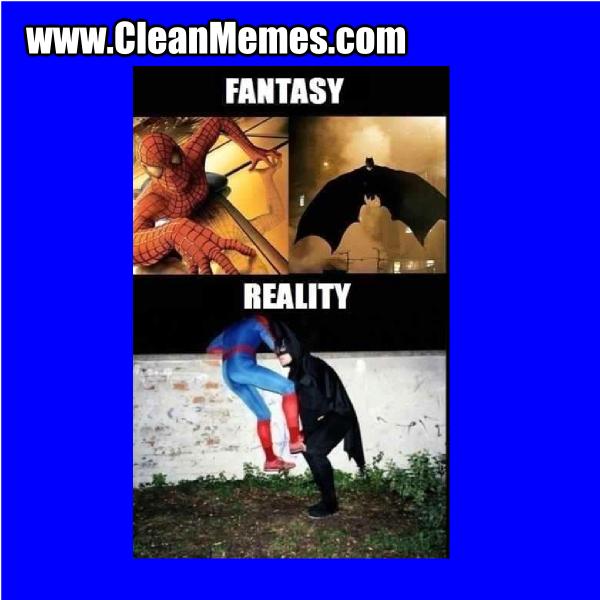 FantasyReality