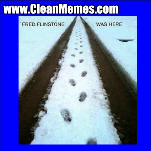 FredFlintsoneWasHere