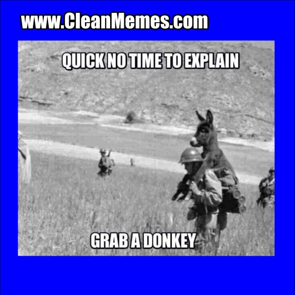 GrabADonkey