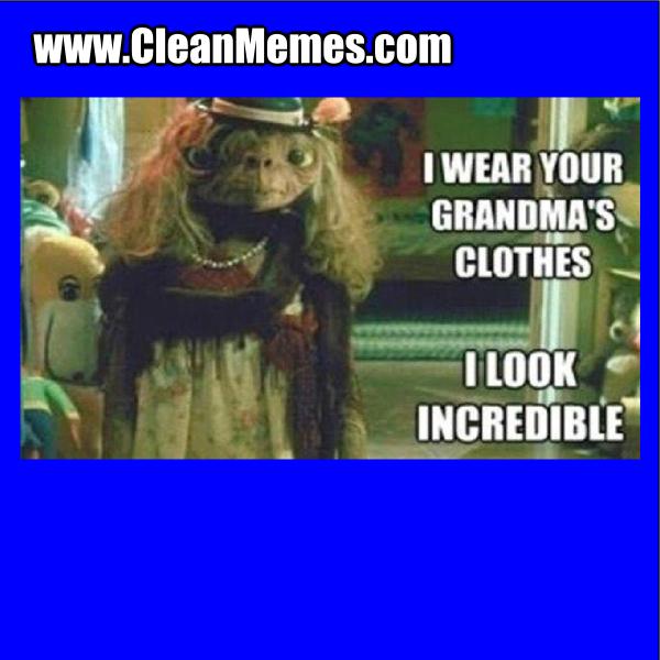 GrandmasClothes