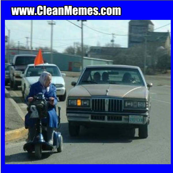 GrannyScooter