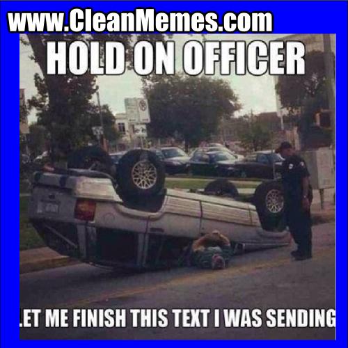 HoldOnOfficer