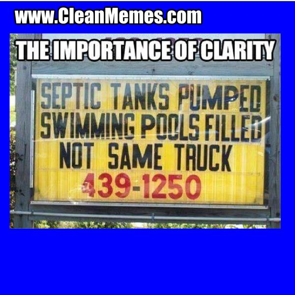 ImportanceOfClarity
