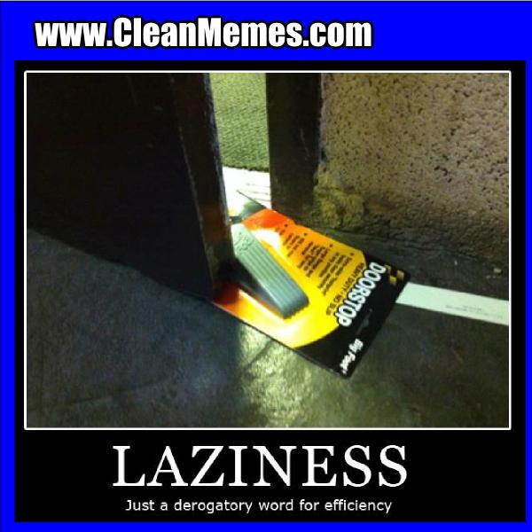 LazyEfficiency
