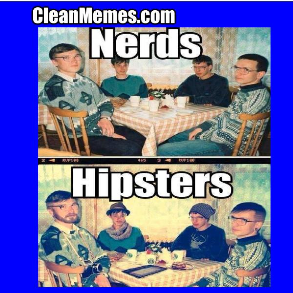 NerdsvsHipsters