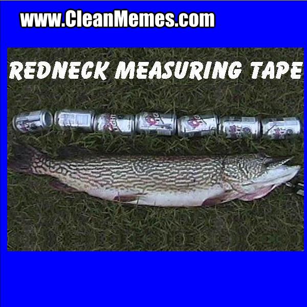 RedNeckMeasuringTape