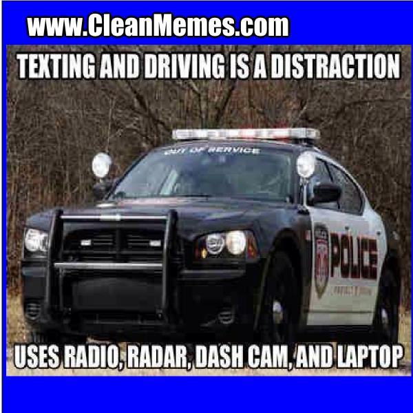 TextingAndDrivingIsADistraction