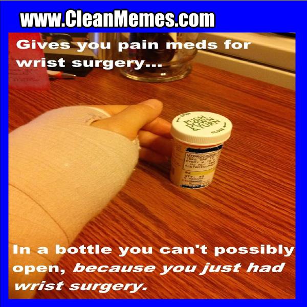 WristSurgeryMeds
