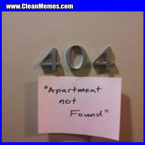 404ApartmentNotFound