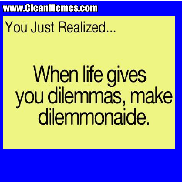 Dilemmonaide
