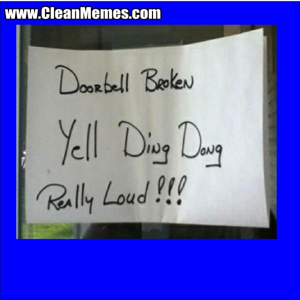 DoorbellBroken