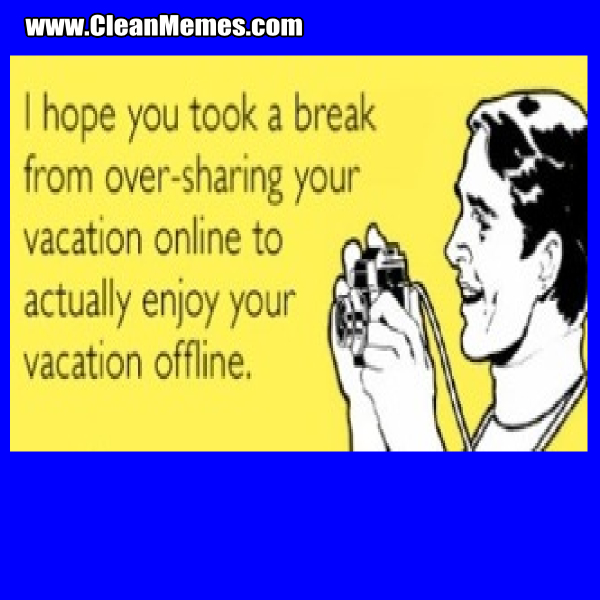 EnjoyYourVacationOffline