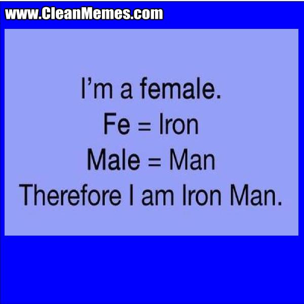 FemaleIronMan