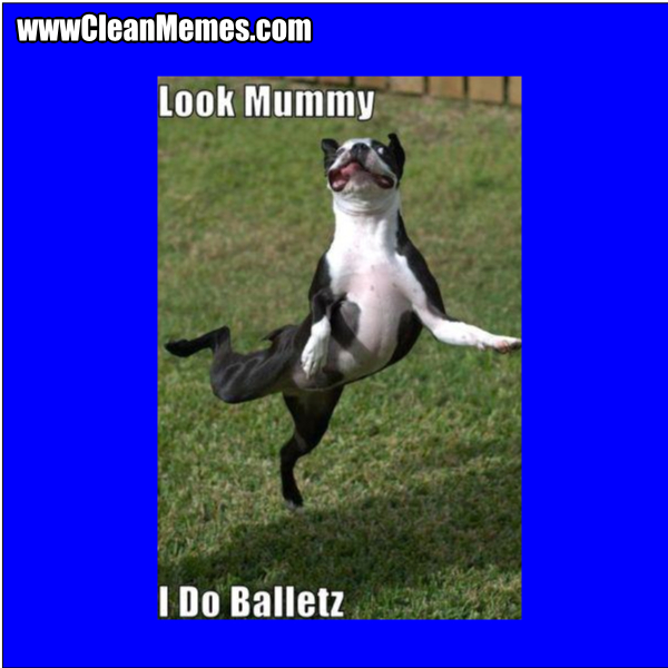 LookMummyIDoBalletz