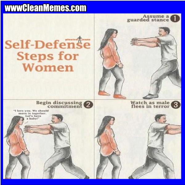 SelfDefenseStepsForWomen