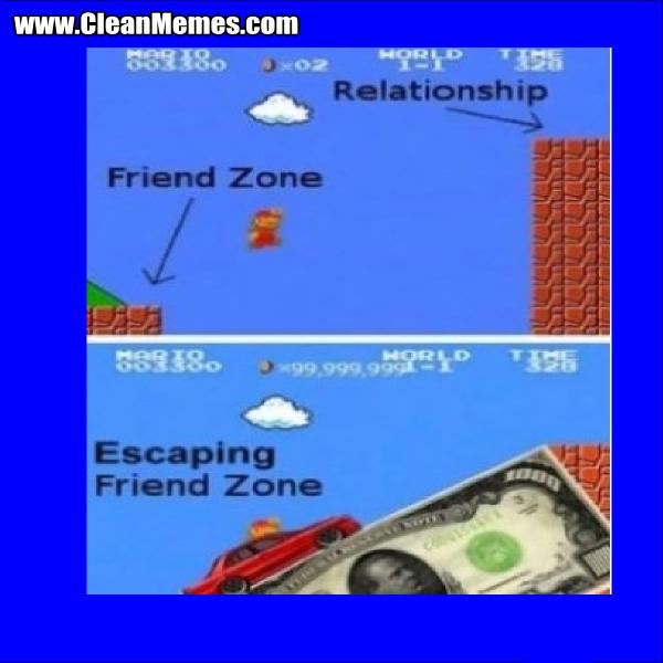 FriendZoneMario