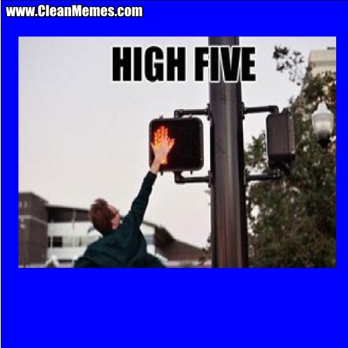 HighFiveSign