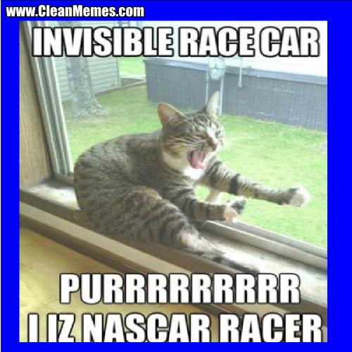 InvisibleRaceCar