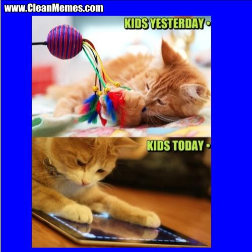 KidsYesterdayKidsToday