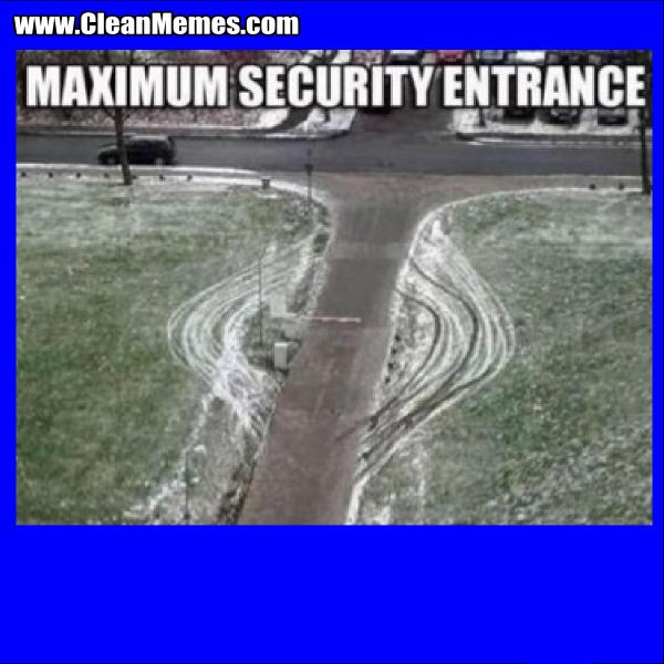 MaximumSecurityEntrance