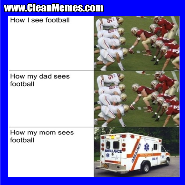 MomSeesFootball