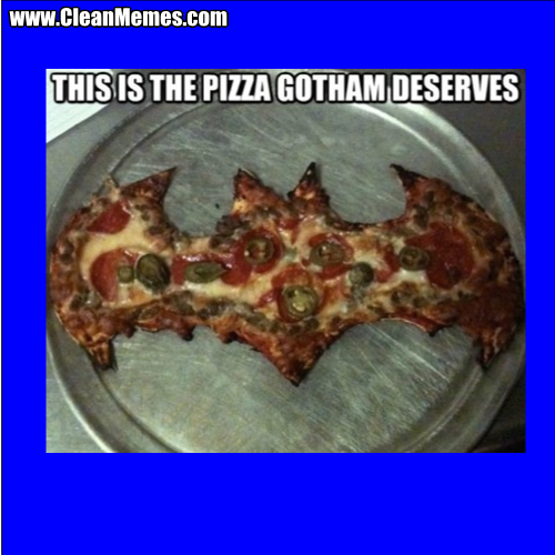 ThePizzaGothamDeserves