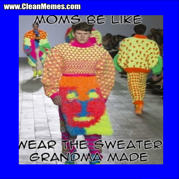 WearTheSweaterGrandmaMade