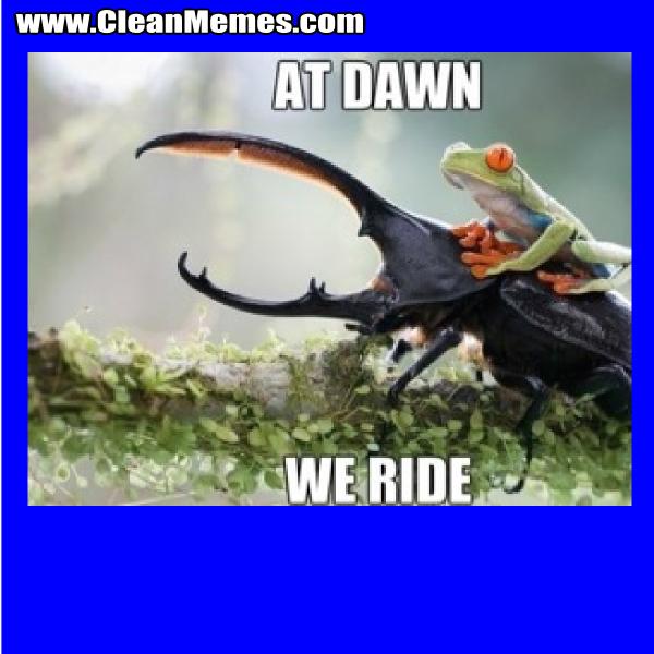 AtDawnWeRide