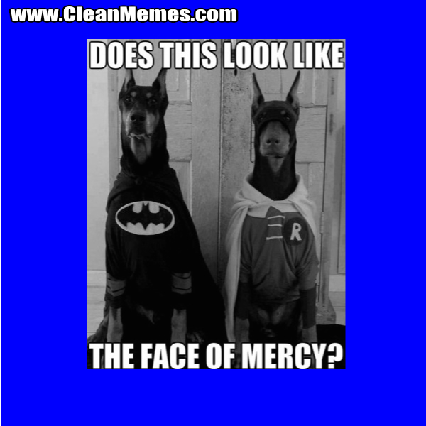 Batman Face Of Mercy Clean Memes