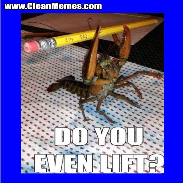 DoYouEvenLiftCrab