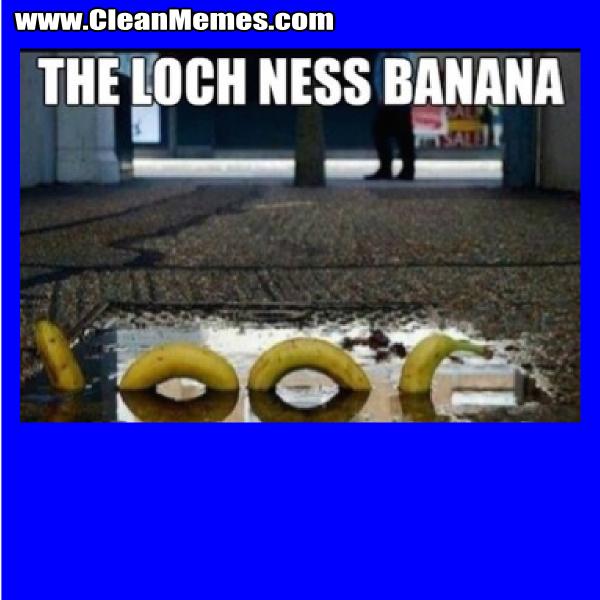 LochNessBanana
