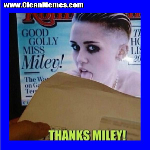 ThanksMiley