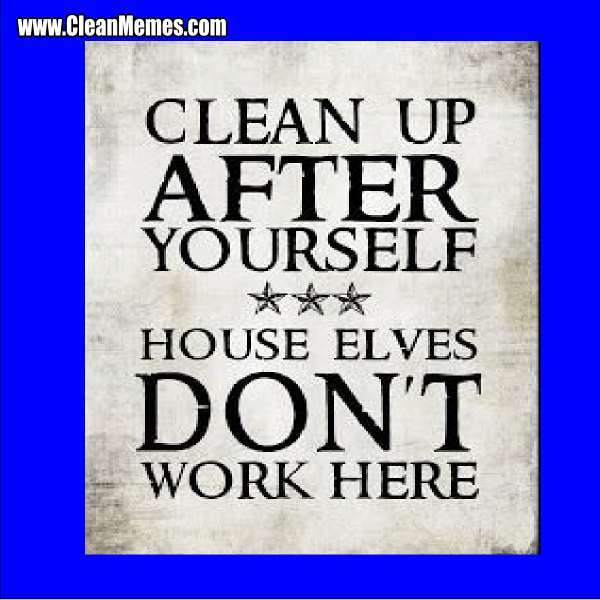 CleanUpAfterYourself