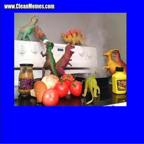 DinosaurStove