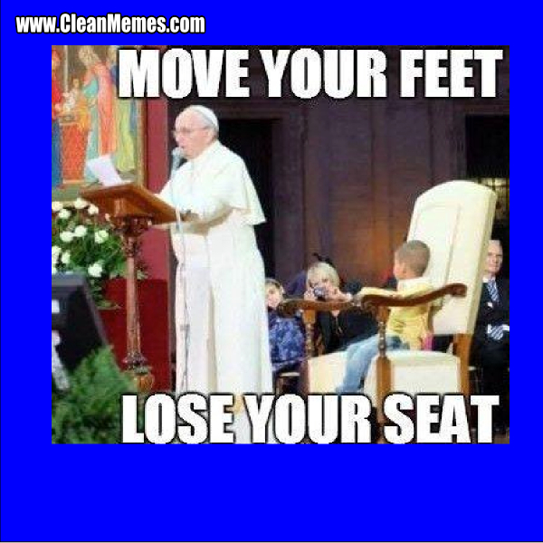LoseYourSeat