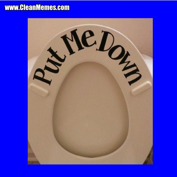 PutMeDown