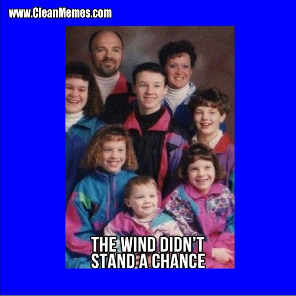 TheWindDidntStandAChance