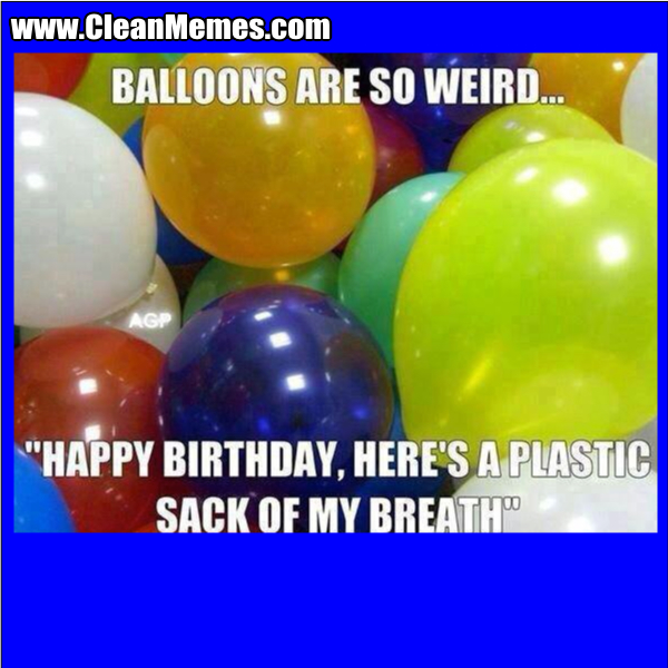 BalloonsAreSoWeird