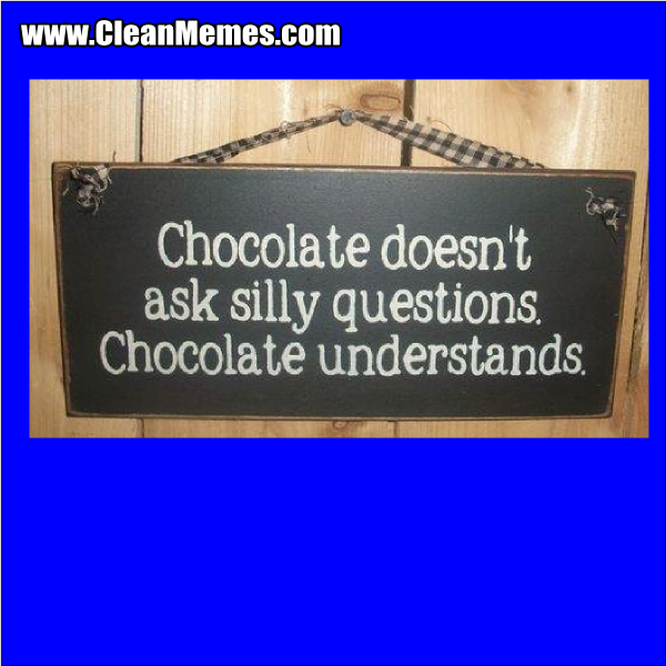 ChocolateUnderStands