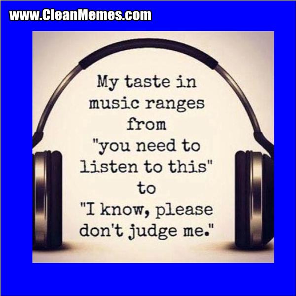MyTasteInMusic