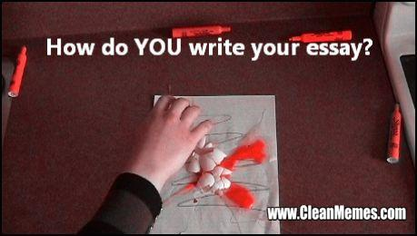 Write Your Essay – Clean Memes