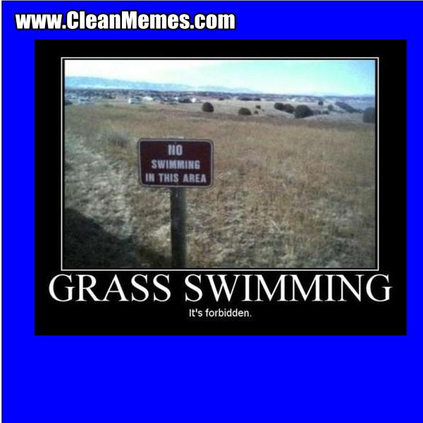 GrassSwimming