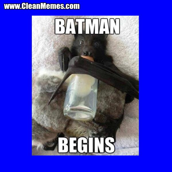 Batman Begins Clean Memes