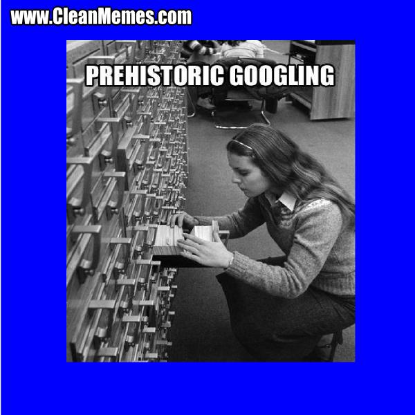 18PrehistoricGoogling