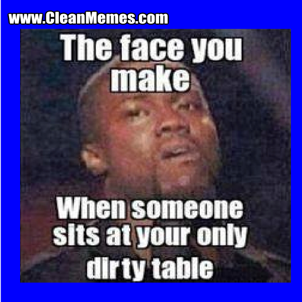 15DirtyTable